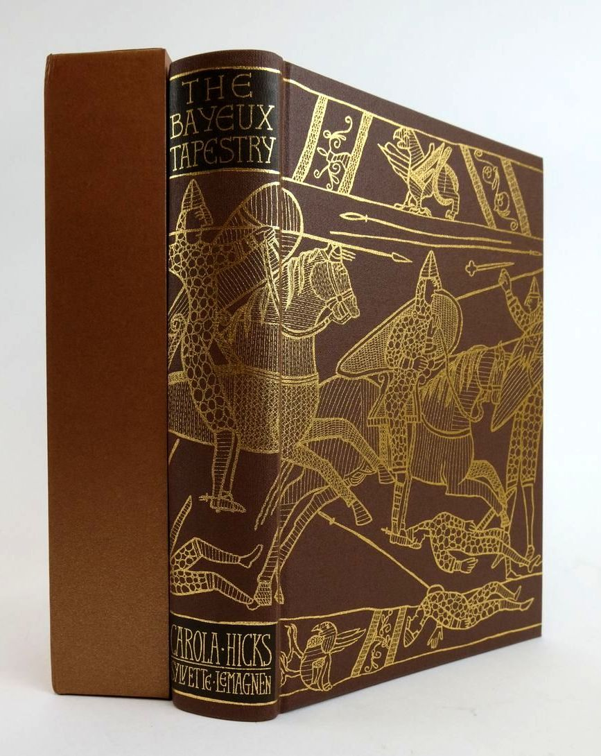 Photo of THE BAYEUX TAPESTRY: THE LIFE STORY OF A MASTERPIECE- Stock Number: 1822571