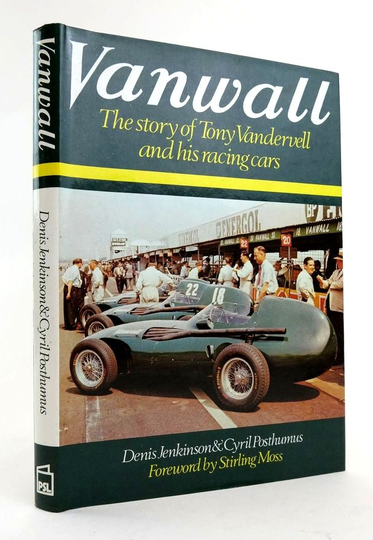Photo of VANWALL: THE STORY OF TONY VANDERVELL AND HIS RACING CARS- Stock Number: 1822578