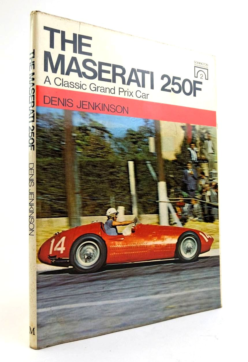 Photo of THE MASERATI 250F: A CLASSIC GRAND PRIX CAR written by Jenkinson, Denis published by MacMillan (STOCK CODE: 1822579)  for sale by Stella & Rose's Books