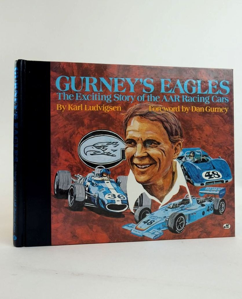 Photo of GURNEY'S EAGLES: THE EXCITING STORY OF THE AAR RACING CARS- Stock Number: 1822584