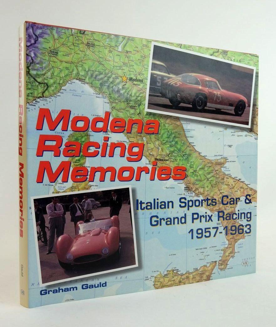 Photo of MODENA RACING MEMORIES- Stock Number: 1822588