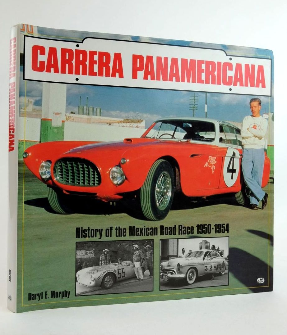 Photo of CARRERA PANAMERICANA: HISTORY OF THE MEXICAN ROAD RACE 1950-1954- Stock Number: 1822589