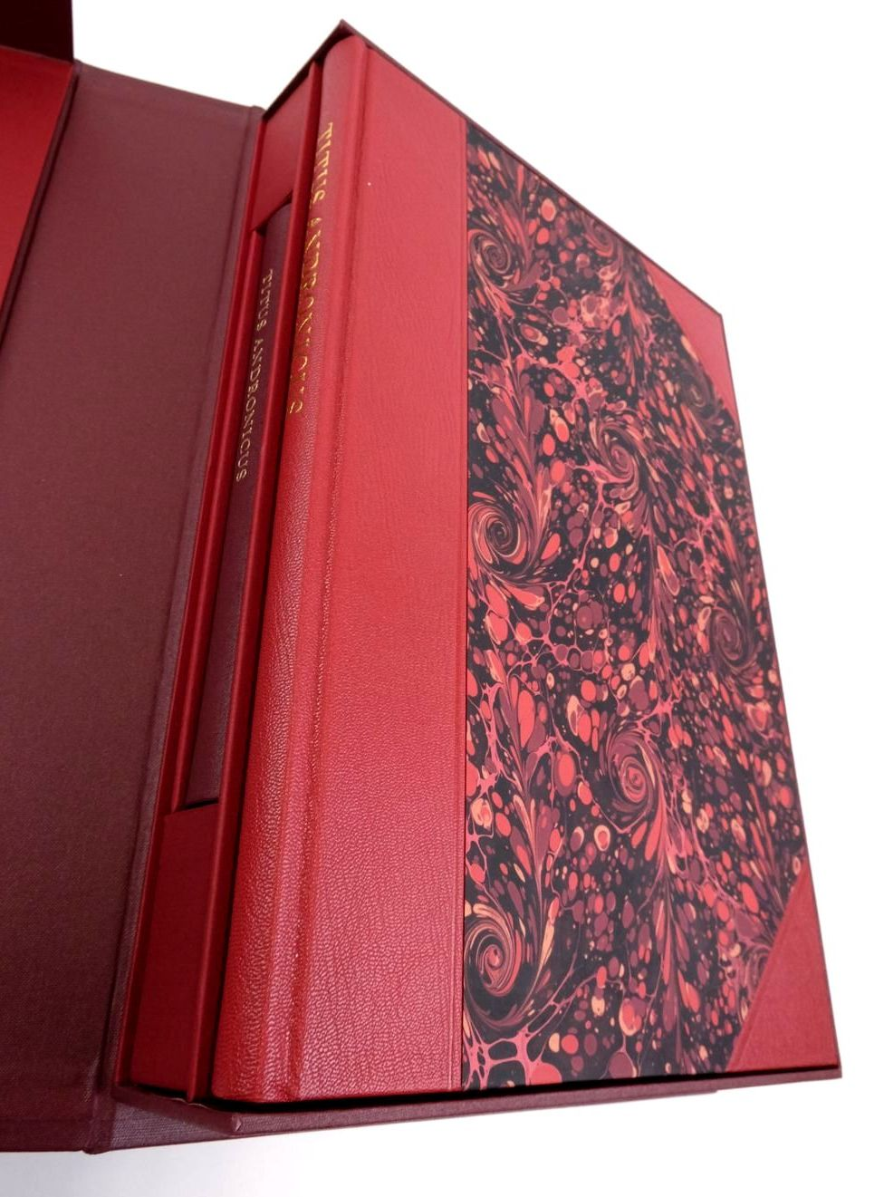 Photo of TITUS ANDRONICUS (THE LETTERPRESS SHAKESPEARE) written by Shakespeare, William Waith, Eugene M. published by Folio Society (STOCK CODE: 1822607)  for sale by Stella & Rose's Books