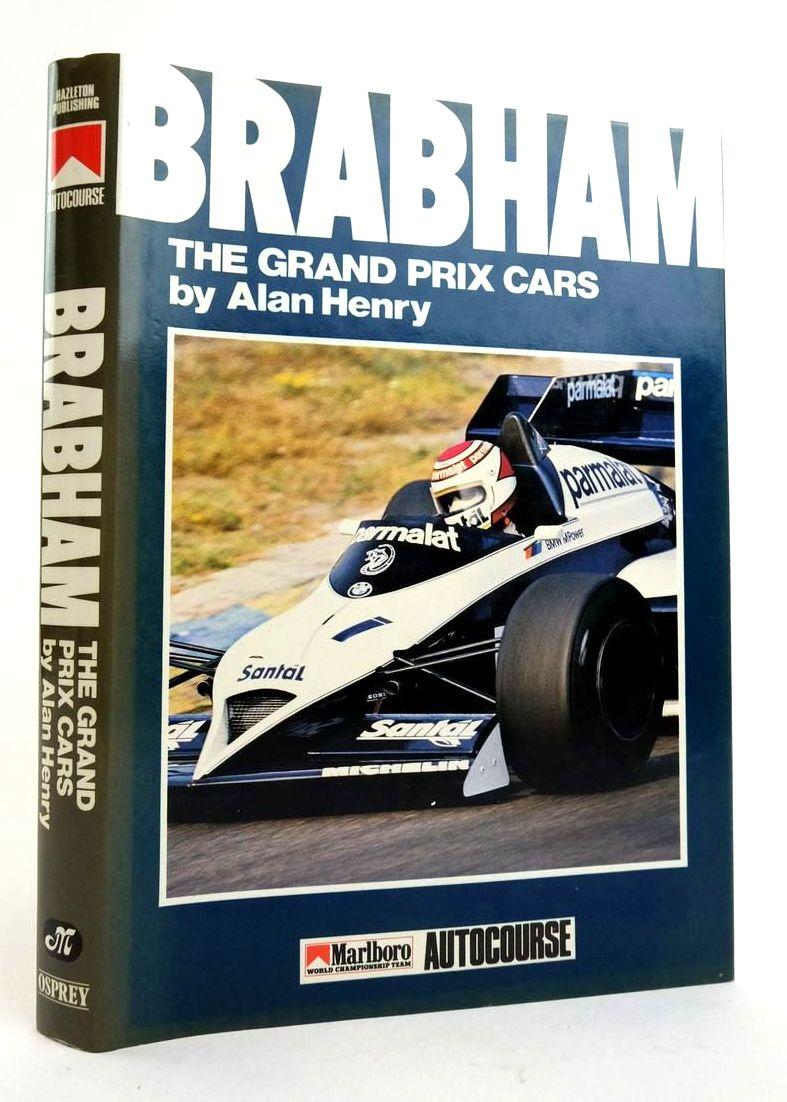 Photo of BRABHAM THE GRAND PRIX CARS- Stock Number: 1822608