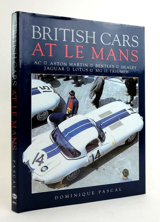 Photo of BRITISH CARS AT LE MANS written by Pascal, Dominique published by Foulis, Haynes (STOCK CODE: 1822610)  for sale by Stella & Rose's Books