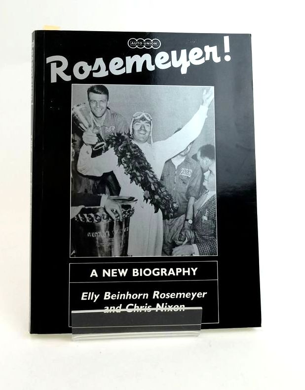 Photo of ROSEMEYER! A NEW BIOGRAPHY- Stock Number: 1822612