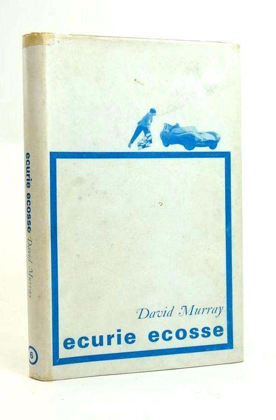 Photo of ECURIE ECOSSE written by Murray, David published by Motoraces Book Club (STOCK CODE: 1822614)  for sale by Stella & Rose's Books