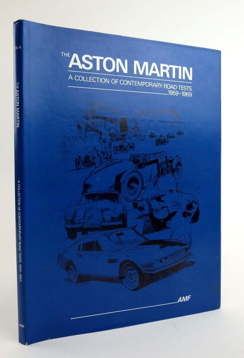 Photo of THE ASTON MARTIN: A COLLECTION OF CONTEMPORARY ROAD TESTS 1959-1969- Stock Number: 1822618