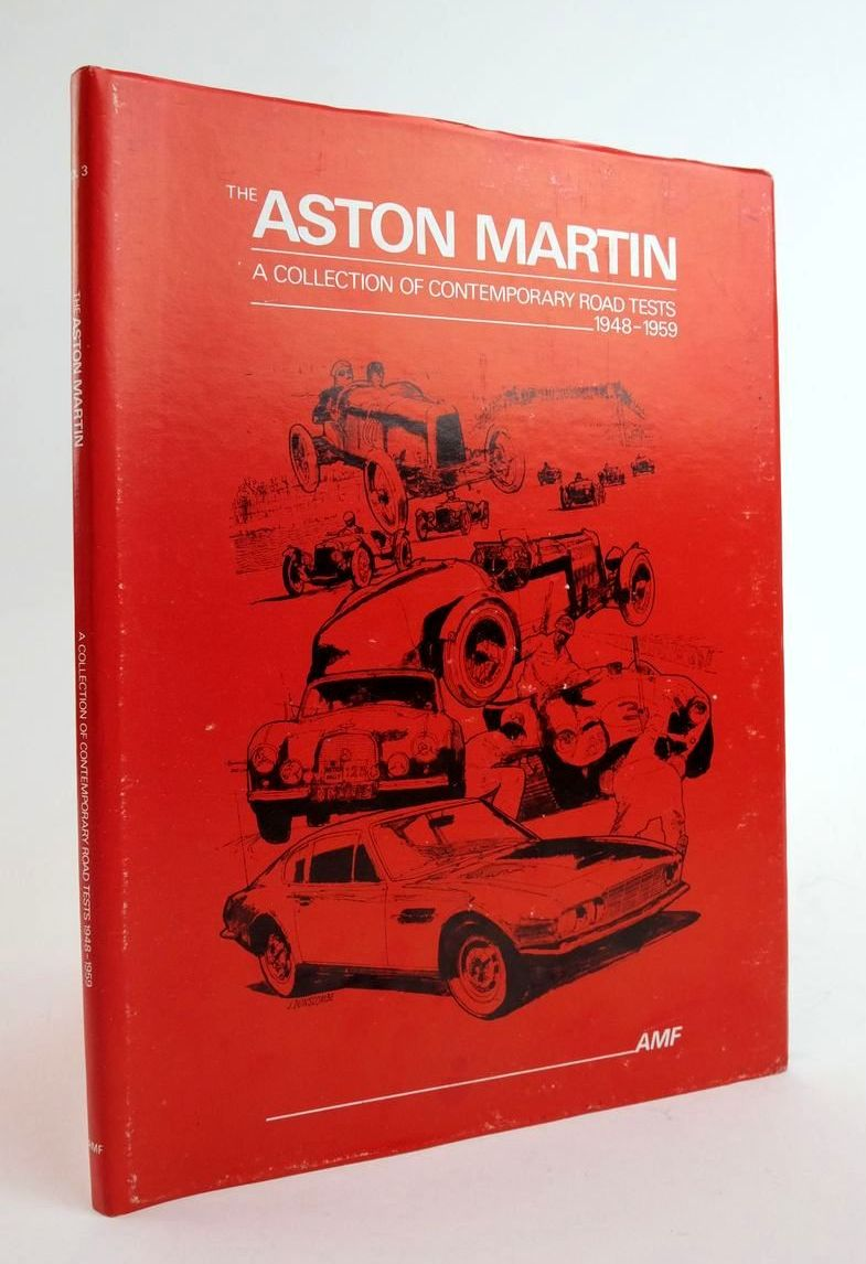 Photo of THE ASTON MARTIN: A COLLECTION OF CONTEMPORARY ROAD TESTS 1948-1959 written by Feather, Adrian M. published by Adrian M. Feather (STOCK CODE: 1822619)  for sale by Stella & Rose's Books