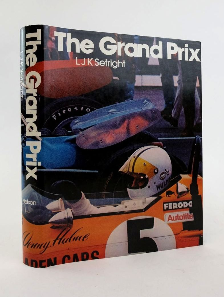 Photo of THE GRAND PRIX 1906 TO 1972- Stock Number: 1822623