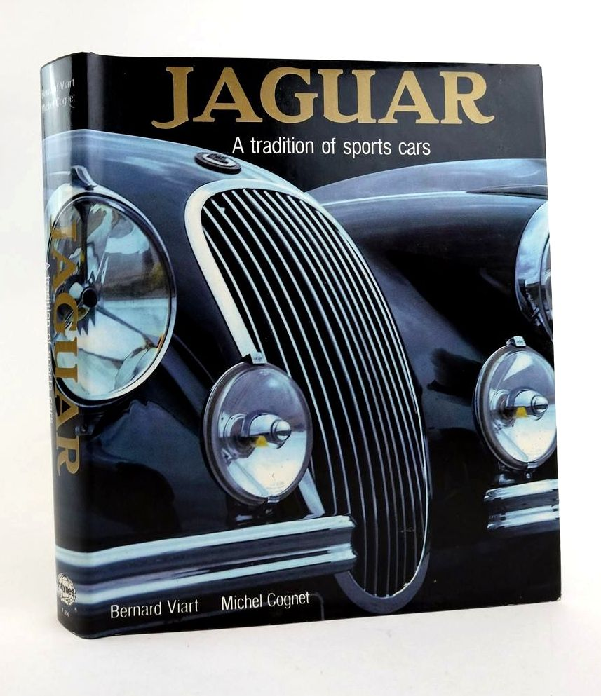 Photo of JAGUAR A TRADITION OF SPORTS CARS written by Viart, Bernard Cognet, Michel published by Foulis, Haynes Publishing Group (STOCK CODE: 1822624)  for sale by Stella & Rose's Books