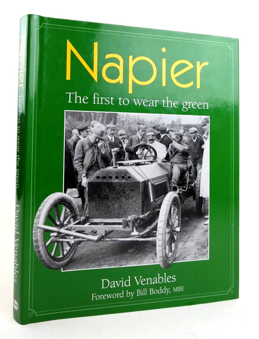 Photo of NAPIER: THE FIRST TO WEAR GREEN- Stock Number: 1822625