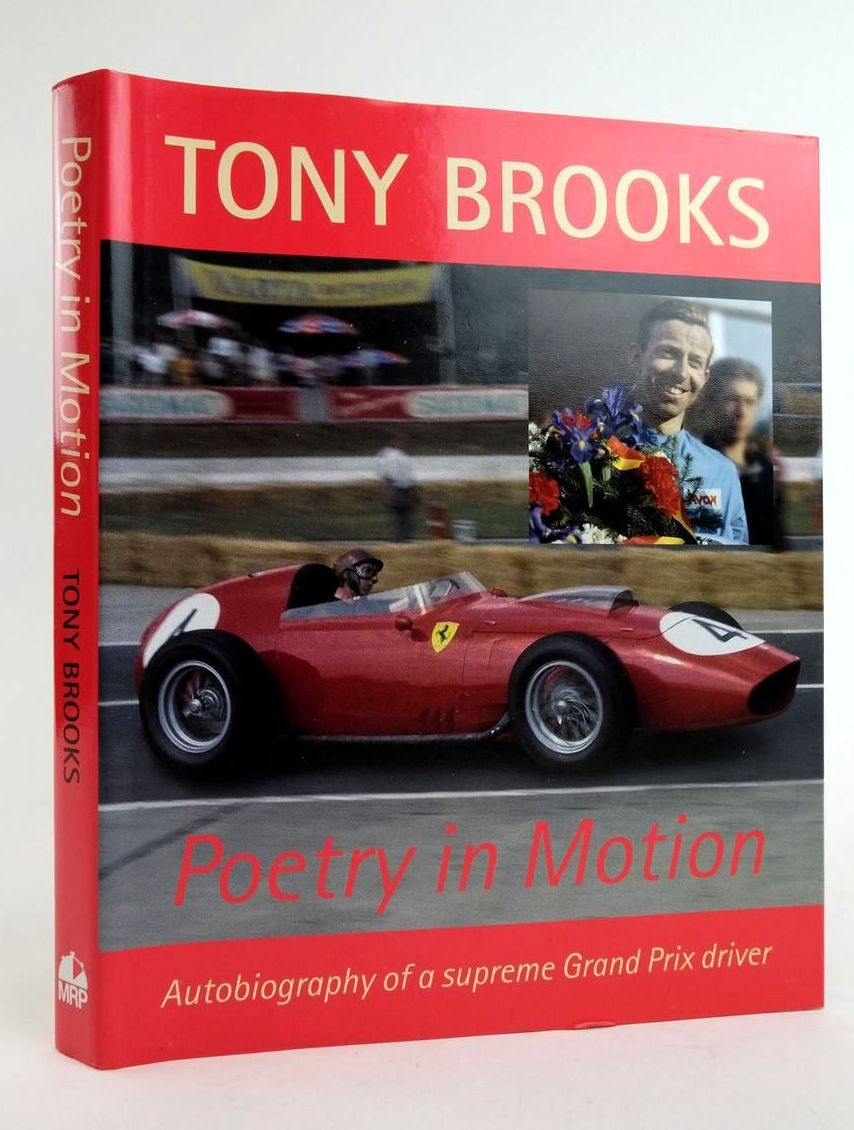 Photo of TONY BROOKS: POETRY IN MOTION- Stock Number: 1822627