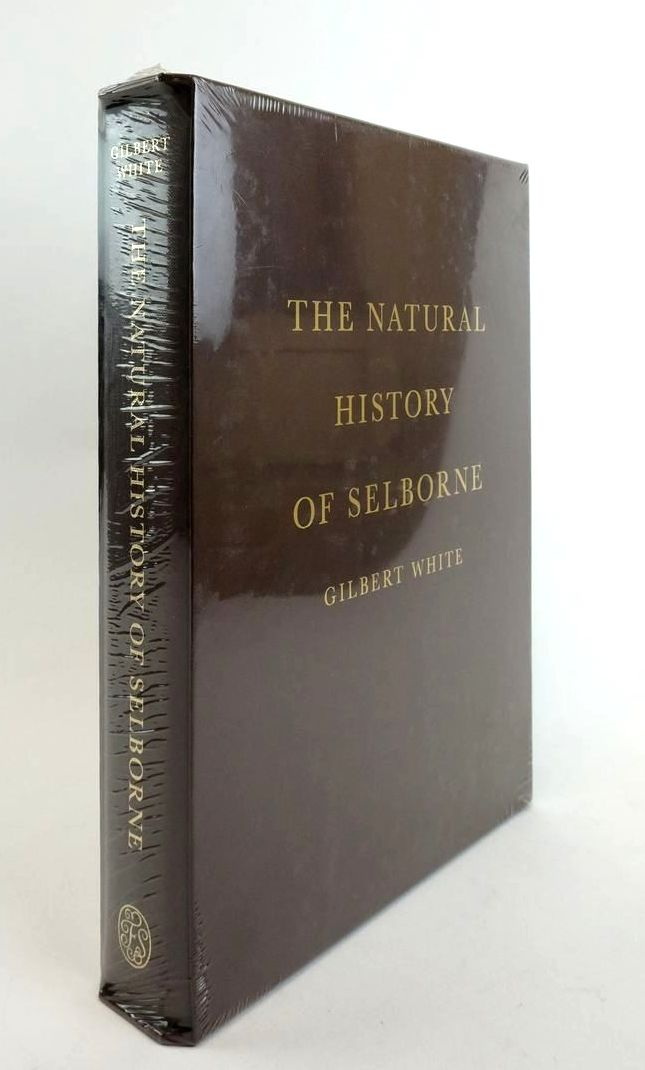 Photo of THE NATURAL HISTORY OF SELBORNE- Stock Number: 1822656