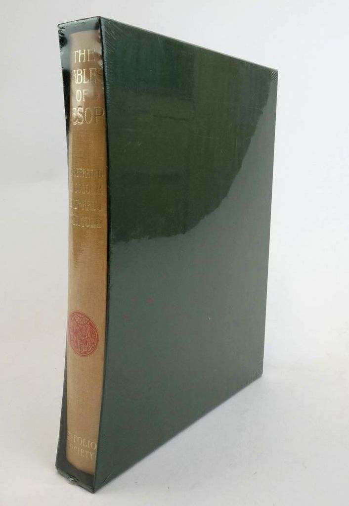 Photo of THE FABLES OF AESOP written by Aesop,  illustrated by Detmold, Edward J. published by Folio Society (STOCK CODE: 1822689)  for sale by Stella & Rose's Books