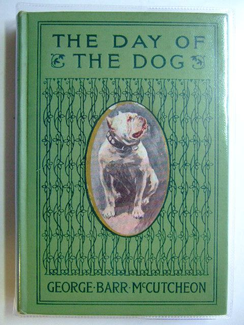 Photo of THE DAY OF THE DOG written by McCutcheon, George Barr illustrated by Fisher, Harrison published by A.L. Burt Company (STOCK CODE: 2001019)  for sale by Stella & Rose's Books