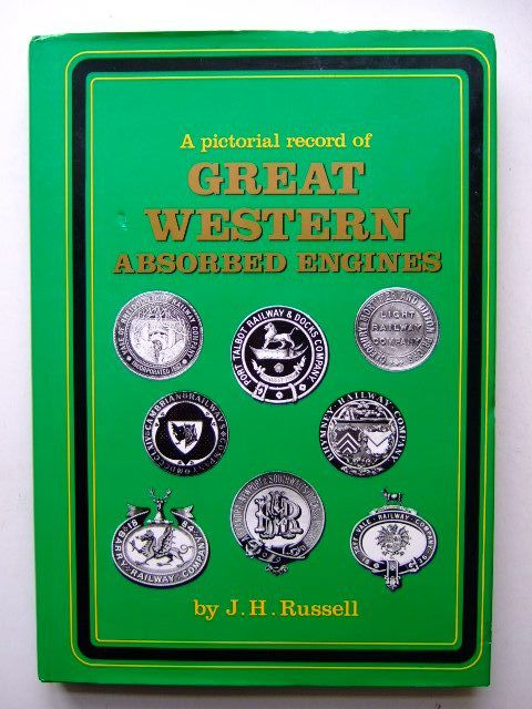 Photo of A PICTORIAL RECORD OF GREAT WESTERN ABSORBED ENGINES written by Russell, J.H. published by Oxford Publishing (STOCK CODE: 2001044)  for sale by Stella & Rose's Books