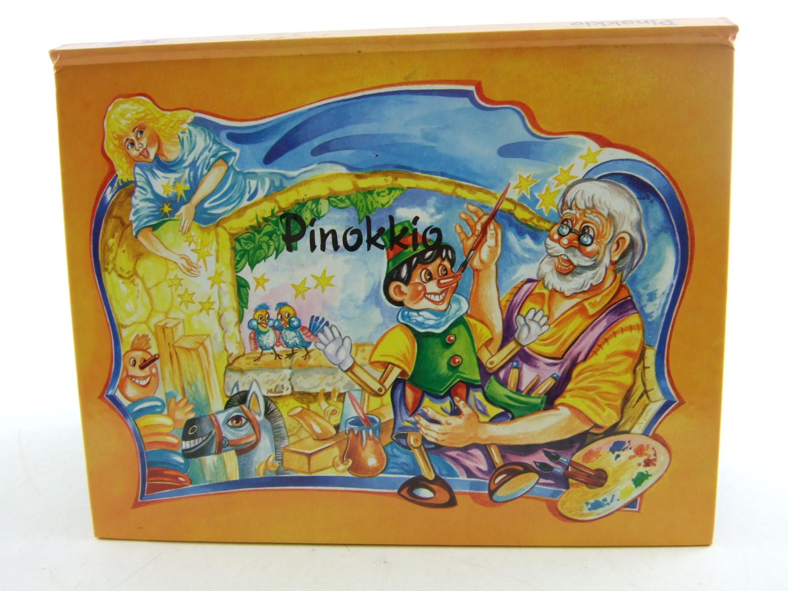 Photo of PINOKKIO- Stock Number: 2001057