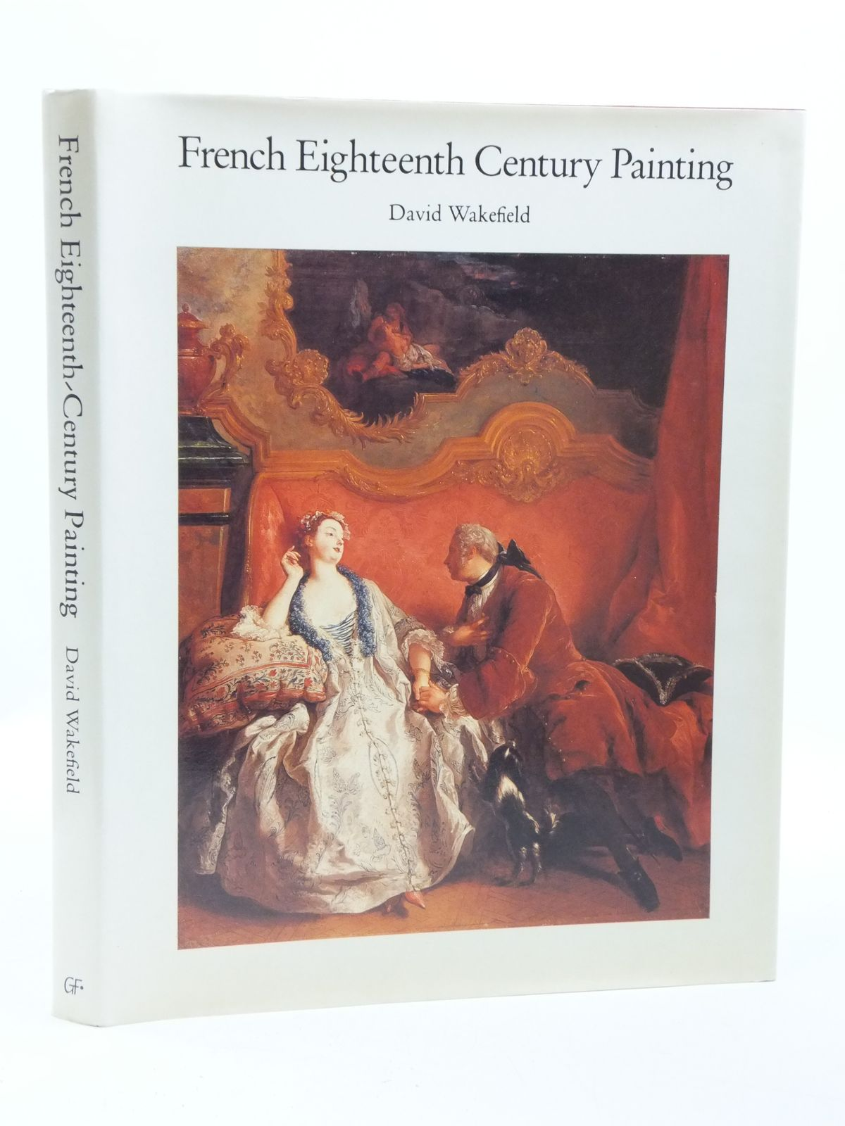 Photo of FRENCH EIGHTEENTH-CENTURY PAINTING written by Wakefield, David published by Gordon Fraser Gallery (STOCK CODE: 2001065)  for sale by Stella & Rose's Books
