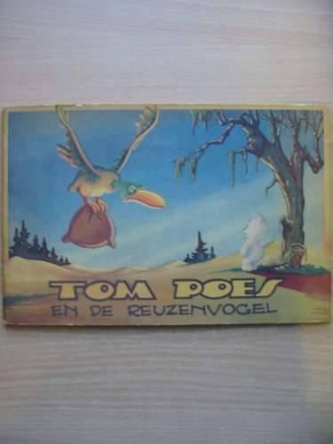 Photo of TOM POES EN DE REUZENVOGEL- Stock Number: 2001074