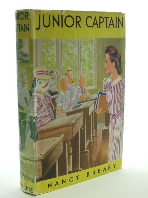 Photo of JUNIOR CAPTAIN written by Breary, Nancy illustrated by Mays, D. published by Blackie & Son Ltd. (STOCK CODE: 2105132)  for sale by Stella & Rose's Books