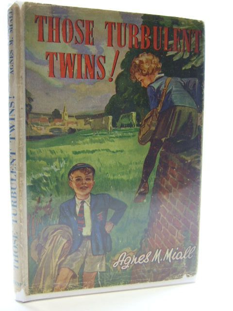 Photo of THOSE TURBULENT TWINS!- Stock Number: 2105258