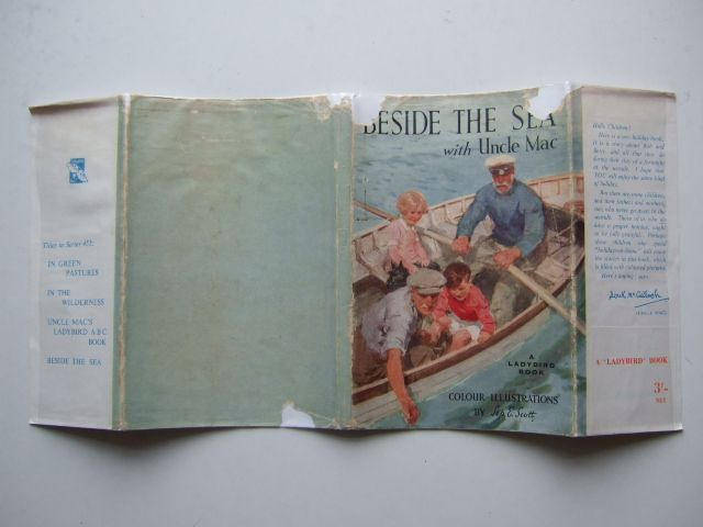 Photo of BESIDE THE SEA WITH UNCLE MAC written by McCulloch, Derek illustrated by Scott, Septimus E. published by Wills & Hepworth Ltd. (STOCK CODE: 2105292)  for sale by Stella & Rose's Books