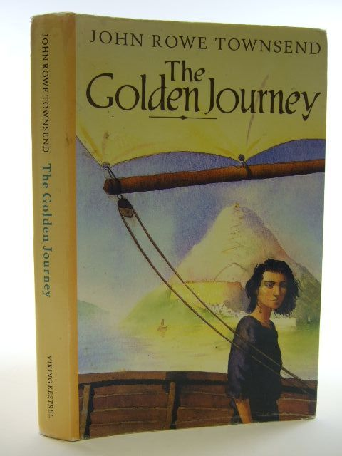 Photo of THE GOLDEN JOURNEY written by Townsend, John Rowe published by Viking Kestrel (STOCK CODE: 2105320)  for sale by Stella & Rose's Books