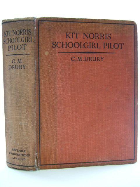 Photo of KIT NORRIS, SCHOOLGIRL PILOT- Stock Number: 2105334