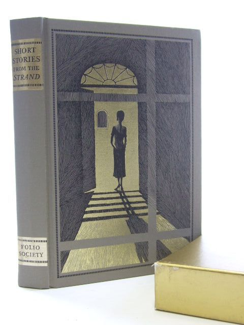 Photo of SHORT STORIES FROM THE 'STRAND' written by Beare, Geraldine illustrated by Eccles, David published by Folio Society (STOCK CODE: 2105478)  for sale by Stella & Rose's Books