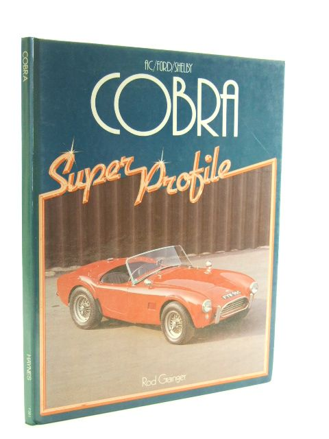 Photo of COBRA written by Grainger, Rod published by Haynes Publishing Group (STOCK CODE: 2105757)  for sale by Stella & Rose's Books
