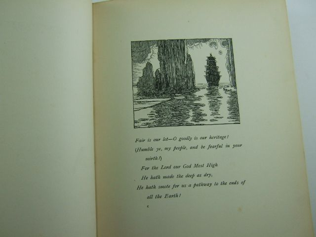 Photo of A SONG OF THE ENGLISH written by Kipling, Rudyard illustrated by Robinson, W. Heath published by Hodder & Stoughton (STOCK CODE: 2105952)  for sale by Stella & Rose's Books
