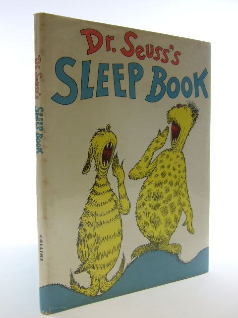 Photo of DR. SEUSS'S SLEEP BOOK written by Seuss, Dr. illustrated by Seuss, Dr. published by Collins (STOCK CODE: 2106128)  for sale by Stella & Rose's Books