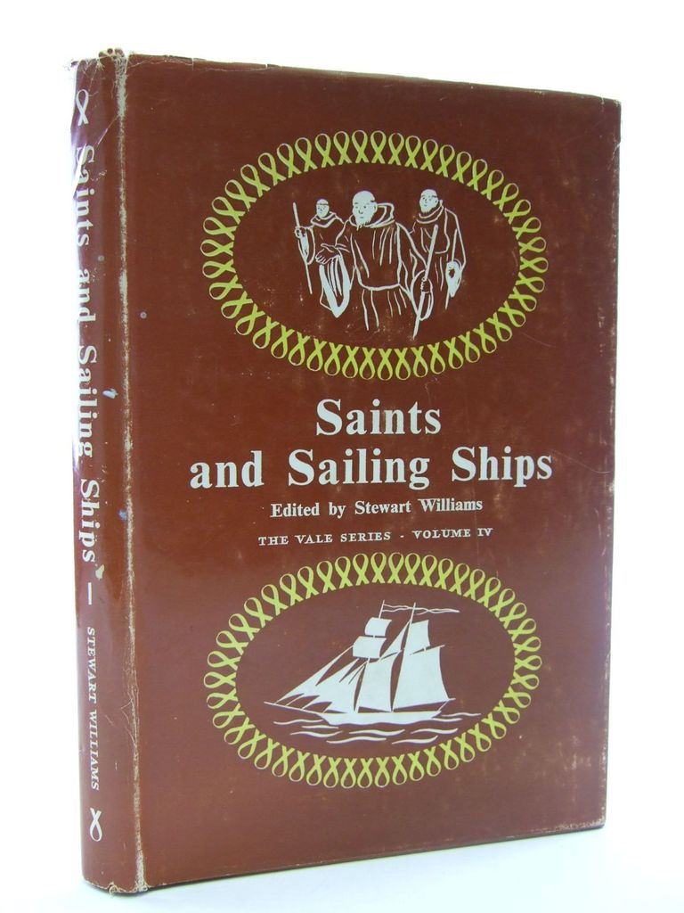 Photo of SAINTS AND SAILING SHIPS written by Williams, Stewart published by D. Brown & Sons Limited (STOCK CODE: 2106290)  for sale by Stella & Rose's Books