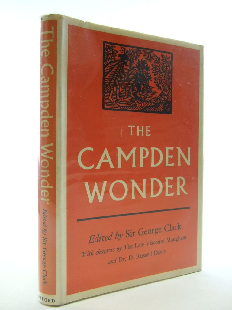 Photo of THE CAMPDEN WONDER written by Clark, George published by Oxford University Press (STOCK CODE: 2106373)  for sale by Stella & Rose's Books