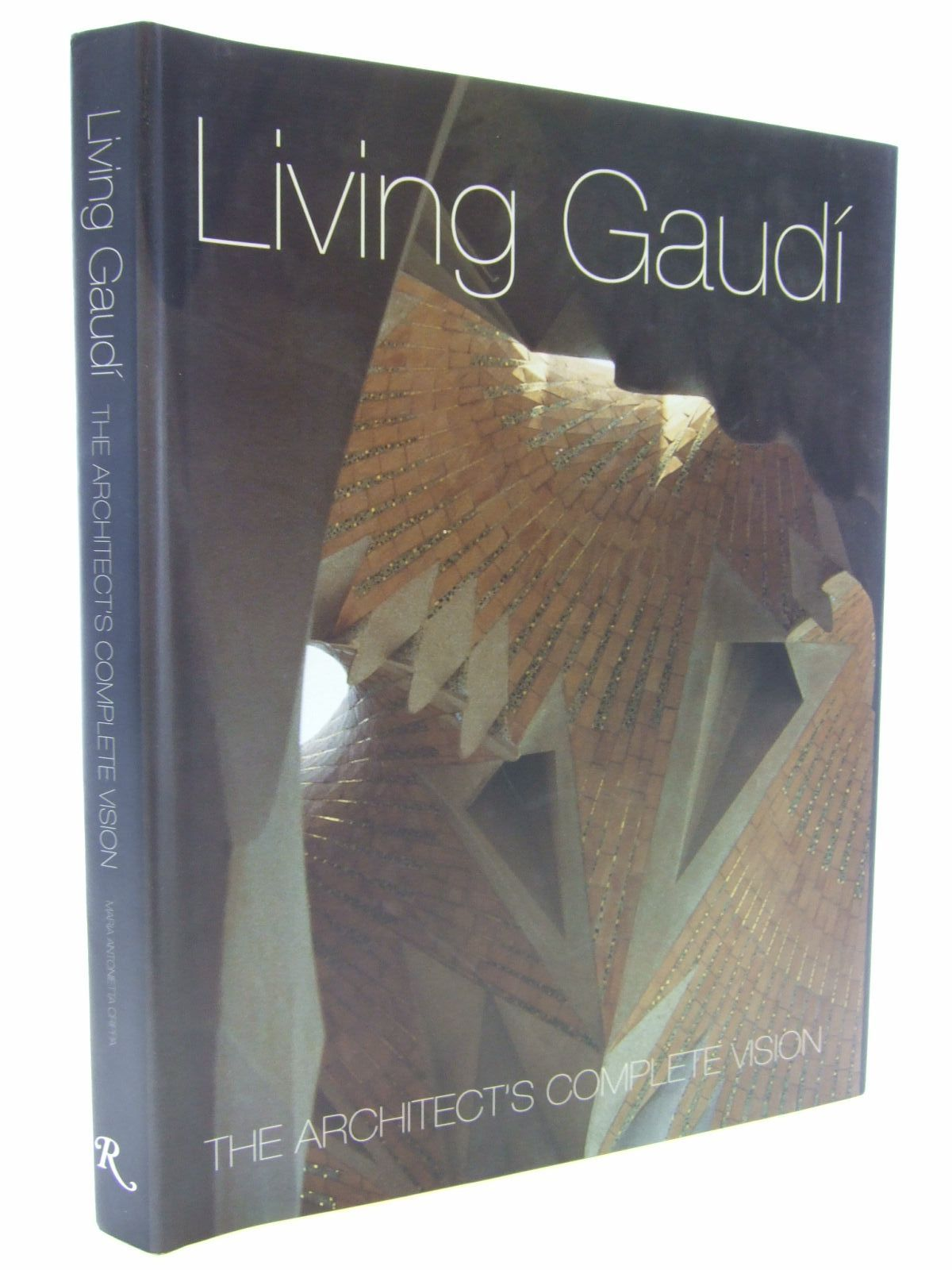 Photo of LIVING GAUDI THE ARCHITECT'S COMPLETE VISION written by Nonell, Joan Bassegoda<br />Crippa, Maria Antonietta<br />et al,  published by Rizzoli International Publications (STOCK CODE: 2106852)  for sale by Stella & Rose's Books