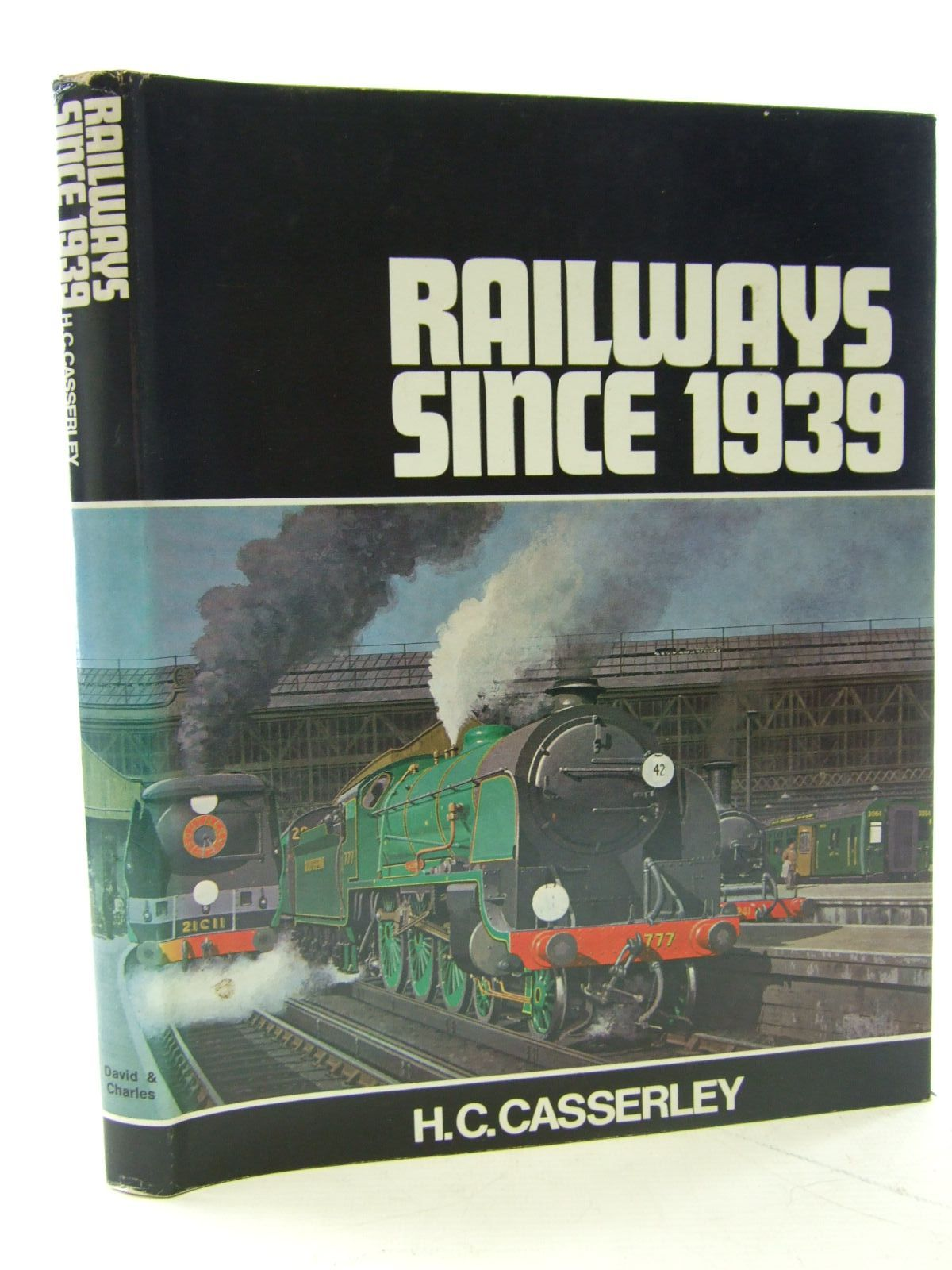 Photo of RAILWAYS SINCE 1939- Stock Number: 2107083
