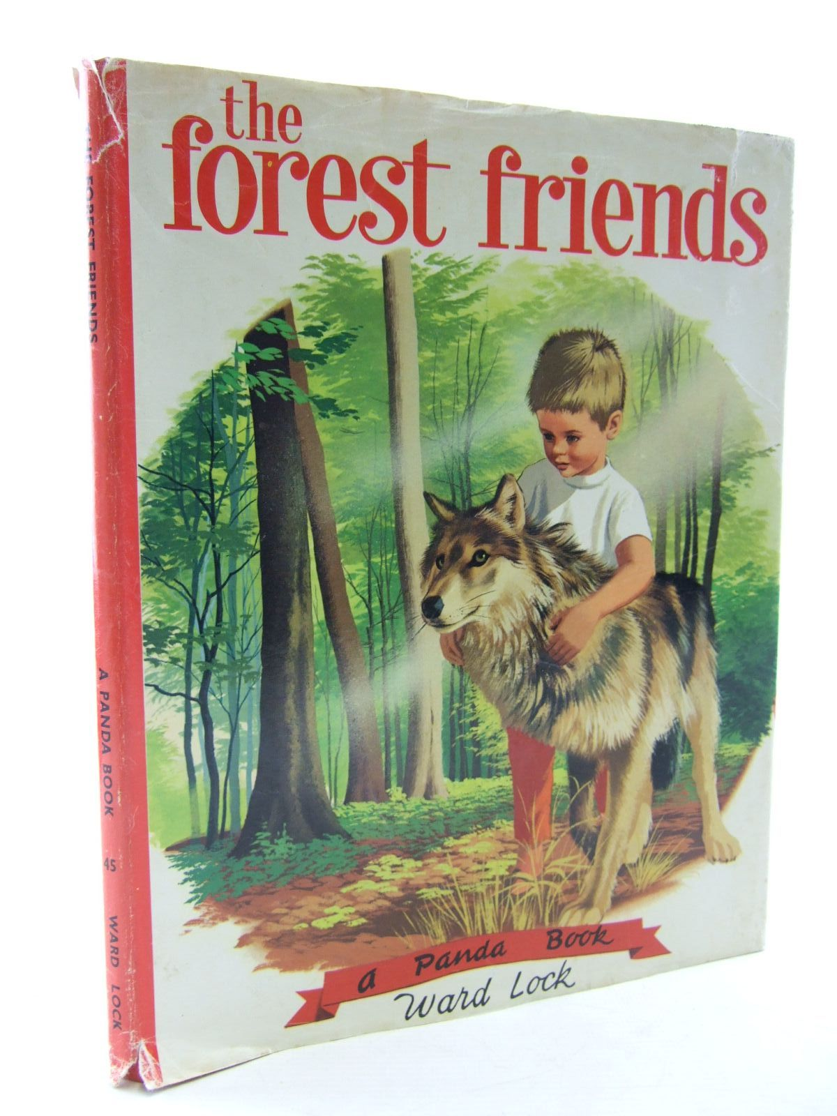 Photo of THE FOREST FRIENDS written by Woods, Sally illustrated by Salembier, Philippe published by Ward Lock (STOCK CODE: 2107192)  for sale by Stella & Rose's Books