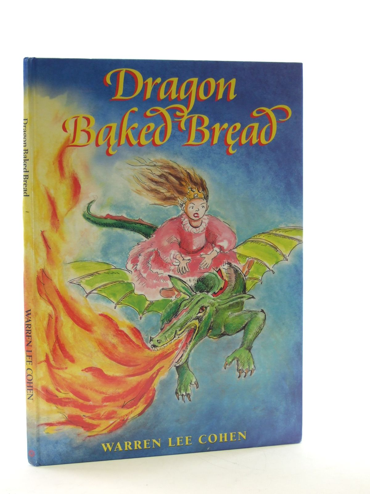 Photo of DRAGON BAKED BREAD written by Cohen, Warren Lee illustrated by Ssebulime, John M. published by Temple Lodge Publishing (STOCK CODE: 2107234)  for sale by Stella & Rose's Books