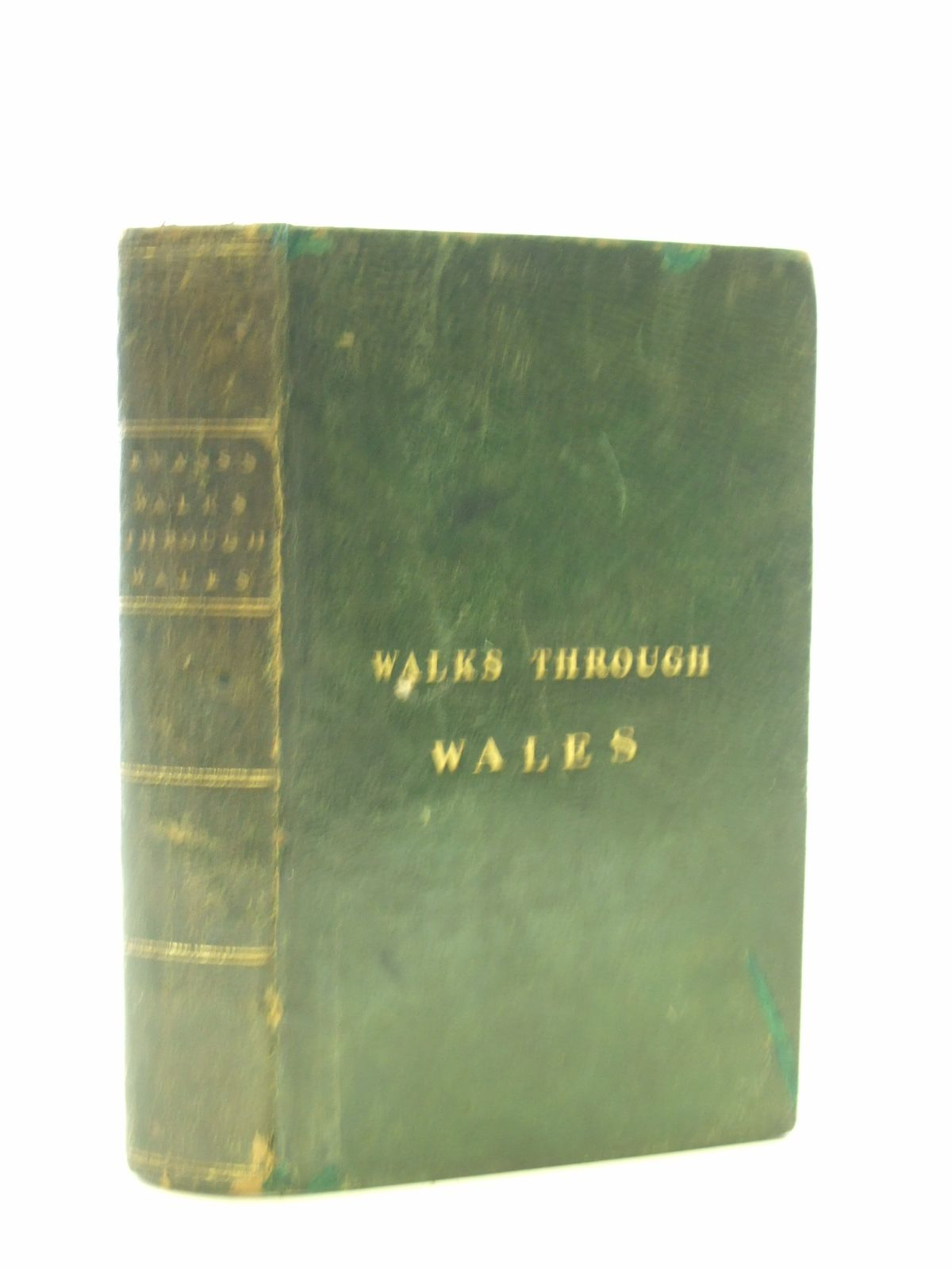 Photo of WALKS THROUGH WALES written by Evans, Thomas published by Sherwood & Co. (STOCK CODE: 2107248)  for sale by Stella & Rose's Books