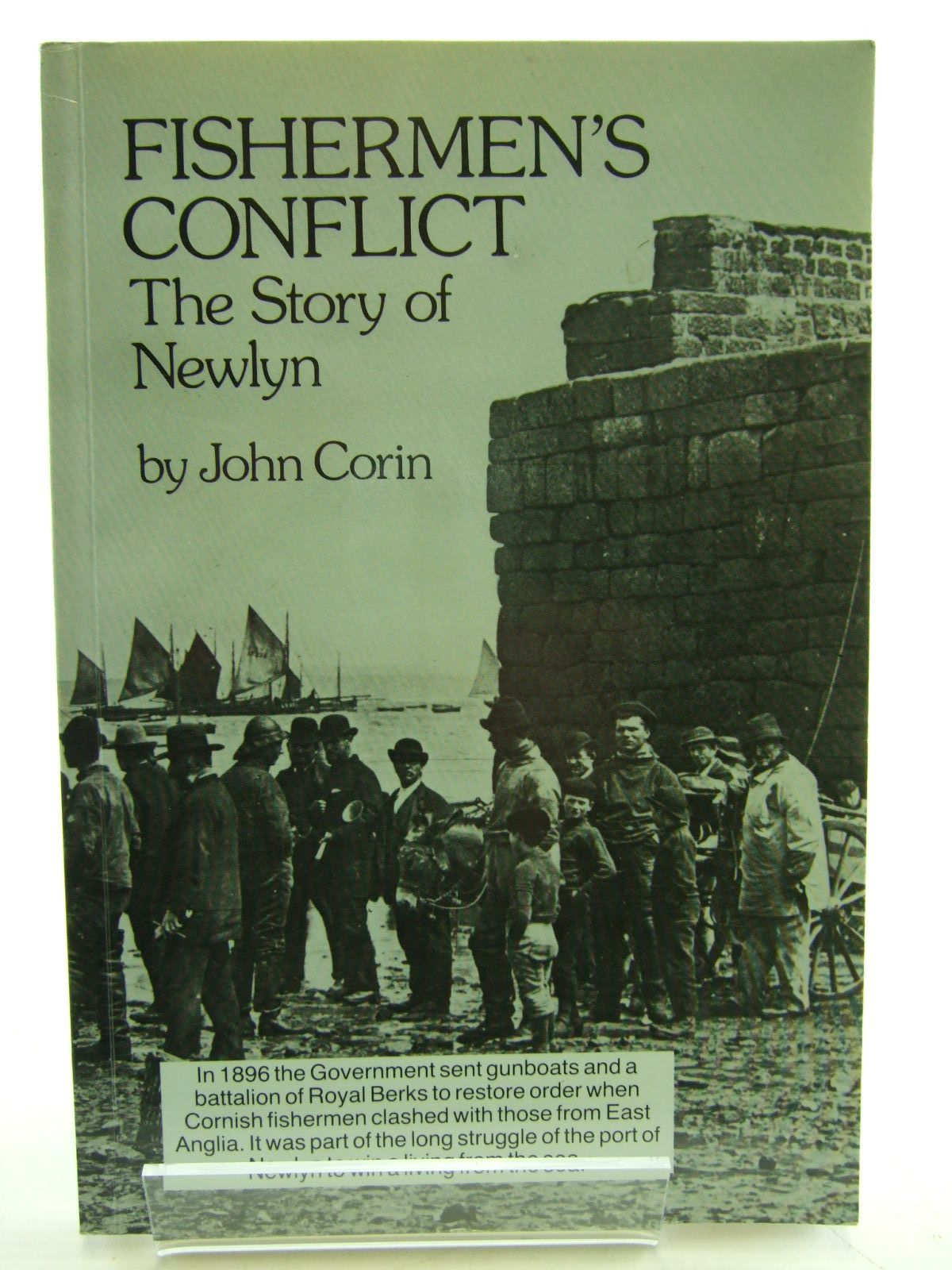 Photo of FISHERMEN'S CONFLICT written by Corin, John published by Tops'l Books (STOCK CODE: 2107286)  for sale by Stella & Rose's Books
