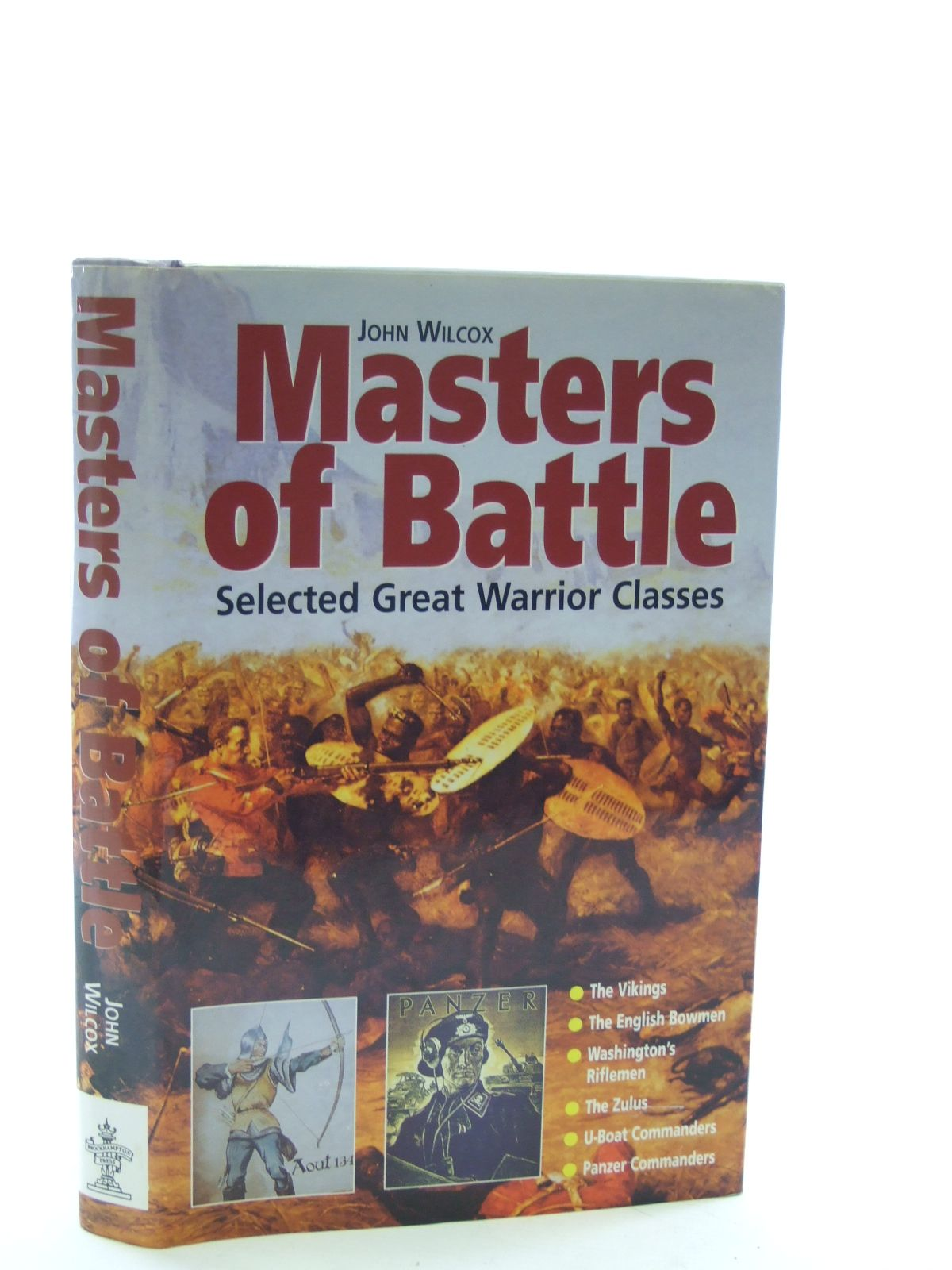 Photo of MASTERS OF THE BATTLE- Stock Number: 2107569