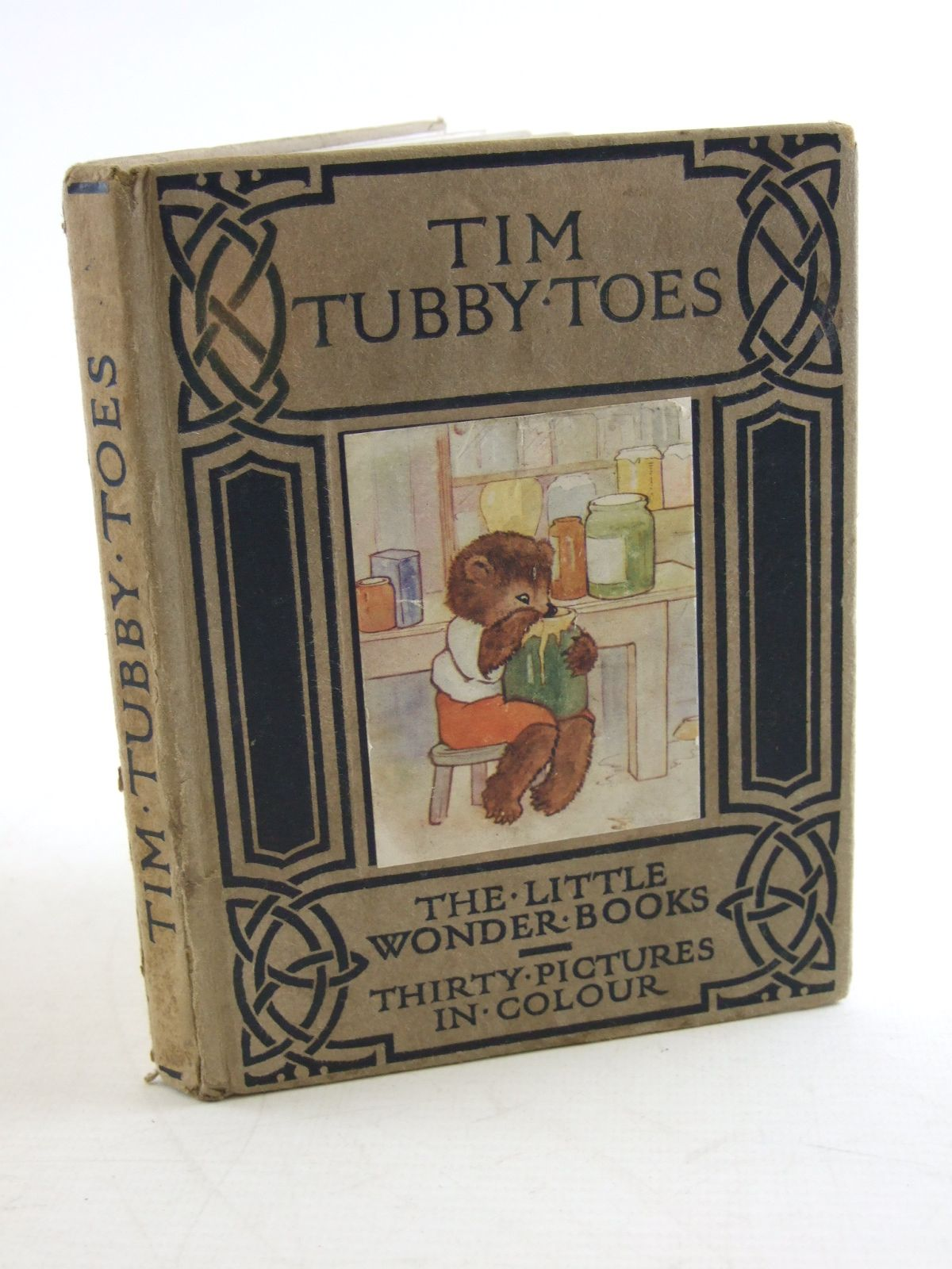 Photo of TIM TUBBY TOES written by Golding, Harry illustrated by Rudge, M.M. Braham, D.E. published by Ward Lock & Co Ltd. (STOCK CODE: 2108036)  for sale by Stella & Rose's Books