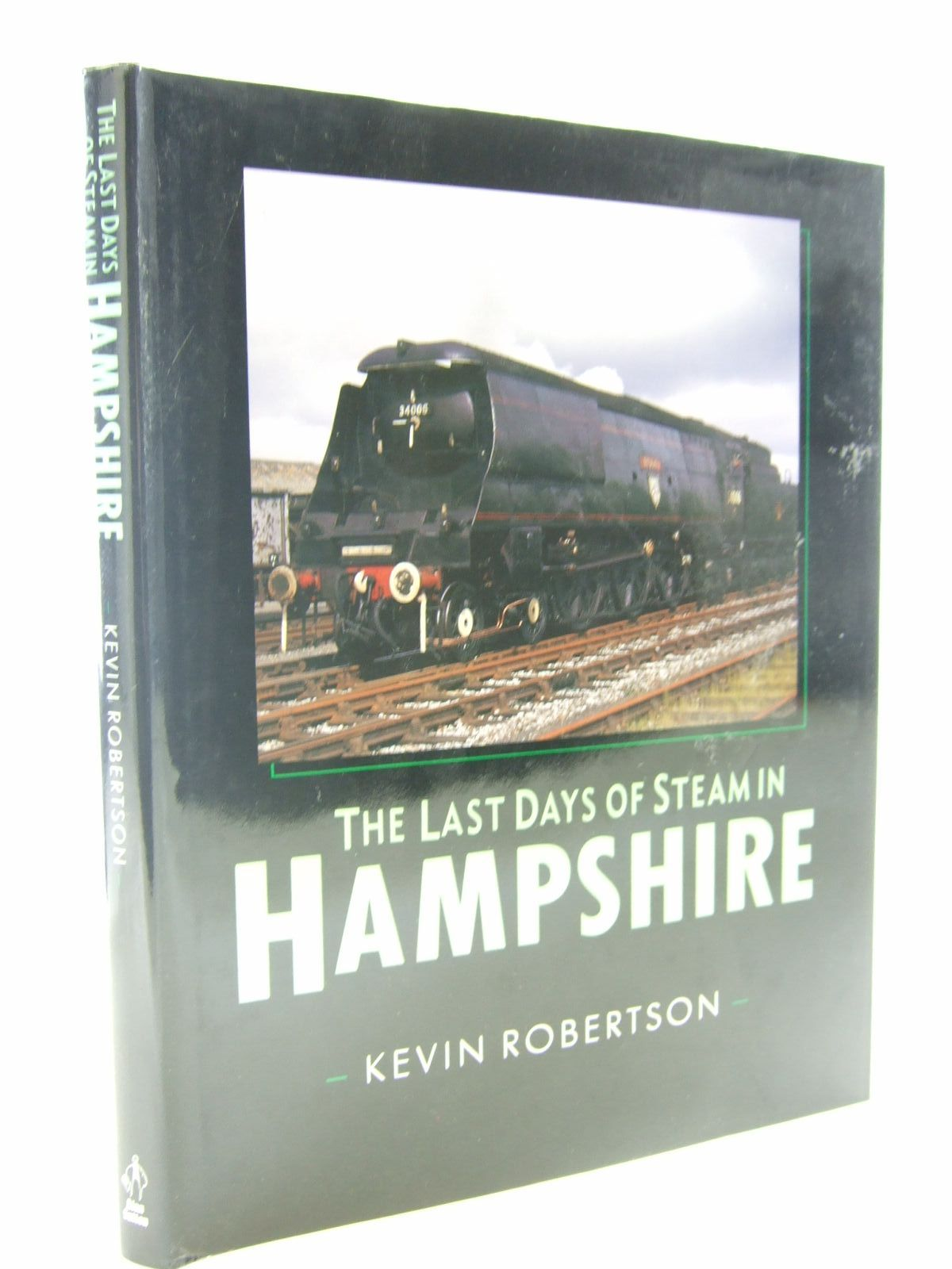 Photo of THE LAST DAYS OF STEAM IN HAMPSHIRE- Stock Number: 2108328