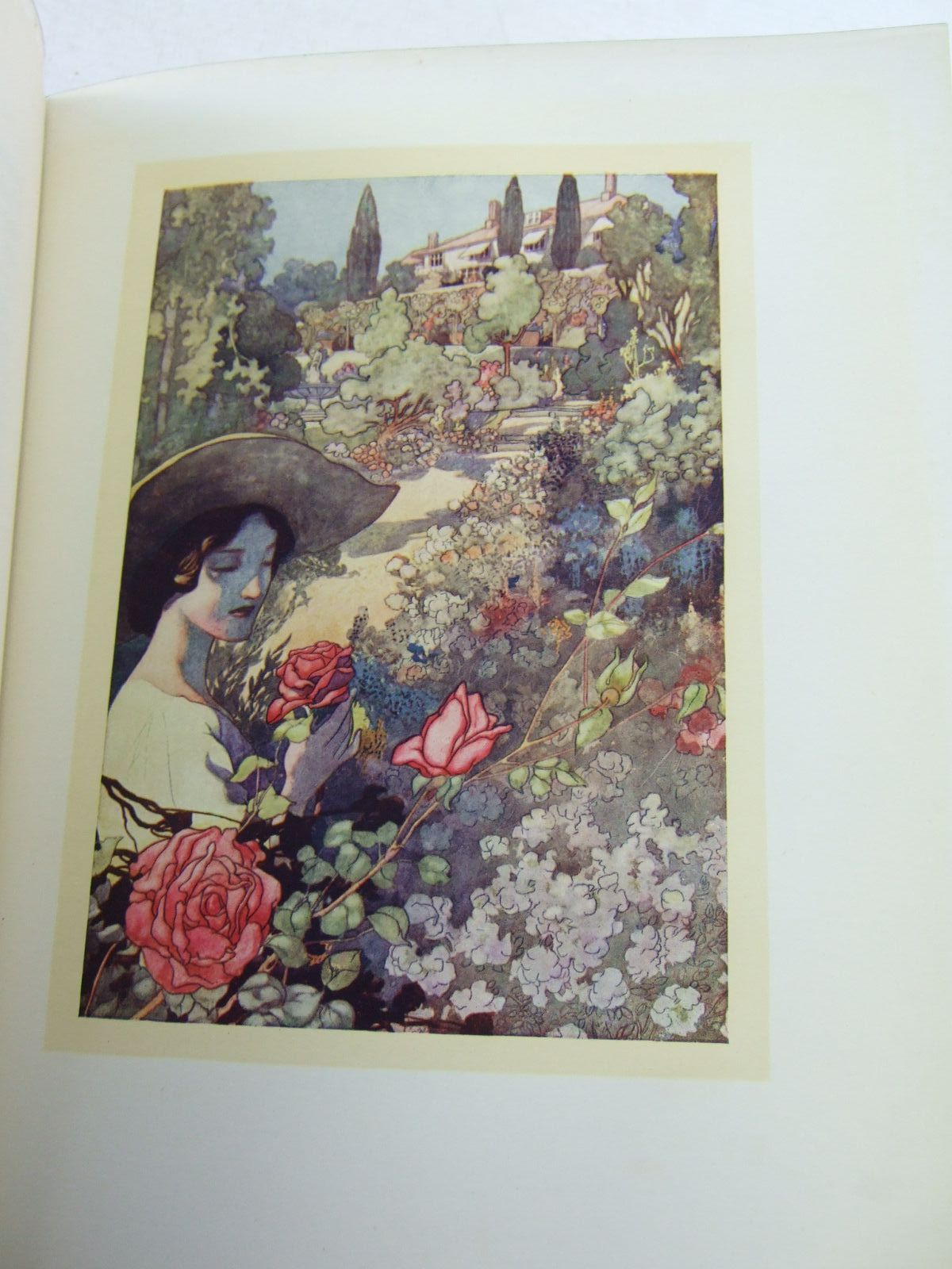 Photo of OUR SENTIMENTAL GARDEN written by Castle, Agnes Castle, Egerton illustrated by Robinson, Charles published by William Heinemann (STOCK CODE: 2108585)  for sale by Stella & Rose's Books