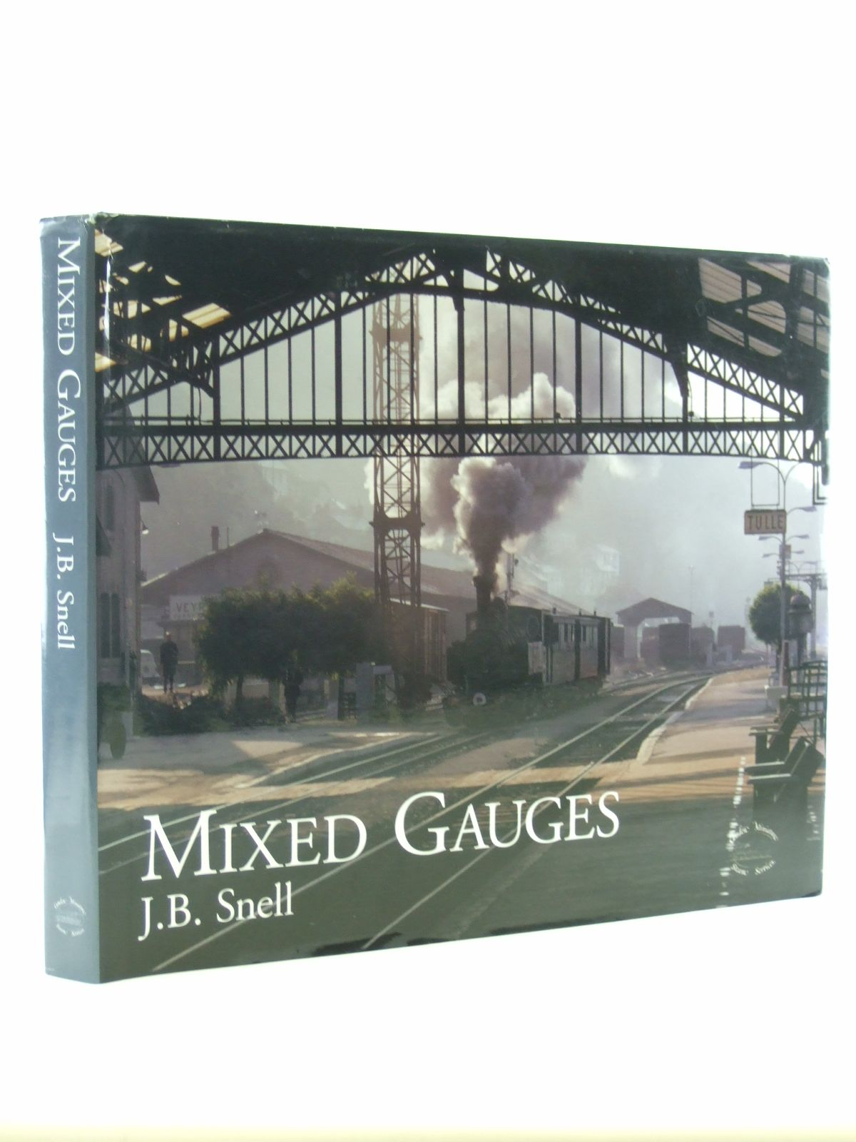 Photo of MIXED GAUGES written by Snell, J.B. published by Camden Miniature Steam Services (STOCK CODE: 2108600)  for sale by Stella & Rose's Books
