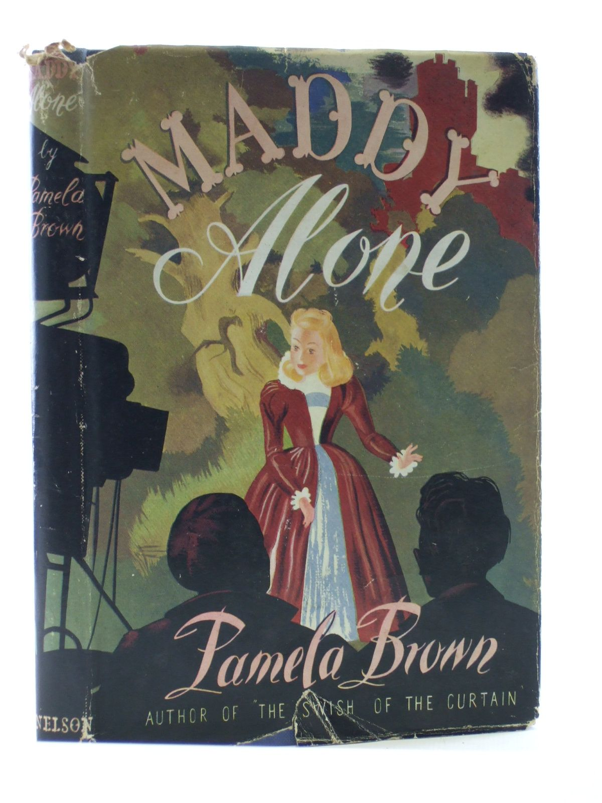 Photo of MADDY ALONE written by Brown, Pamela illustrated by Whittaker, Newton published by Thomas Nelson and Sons Ltd. (STOCK CODE: 2109089)  for sale by Stella & Rose's Books