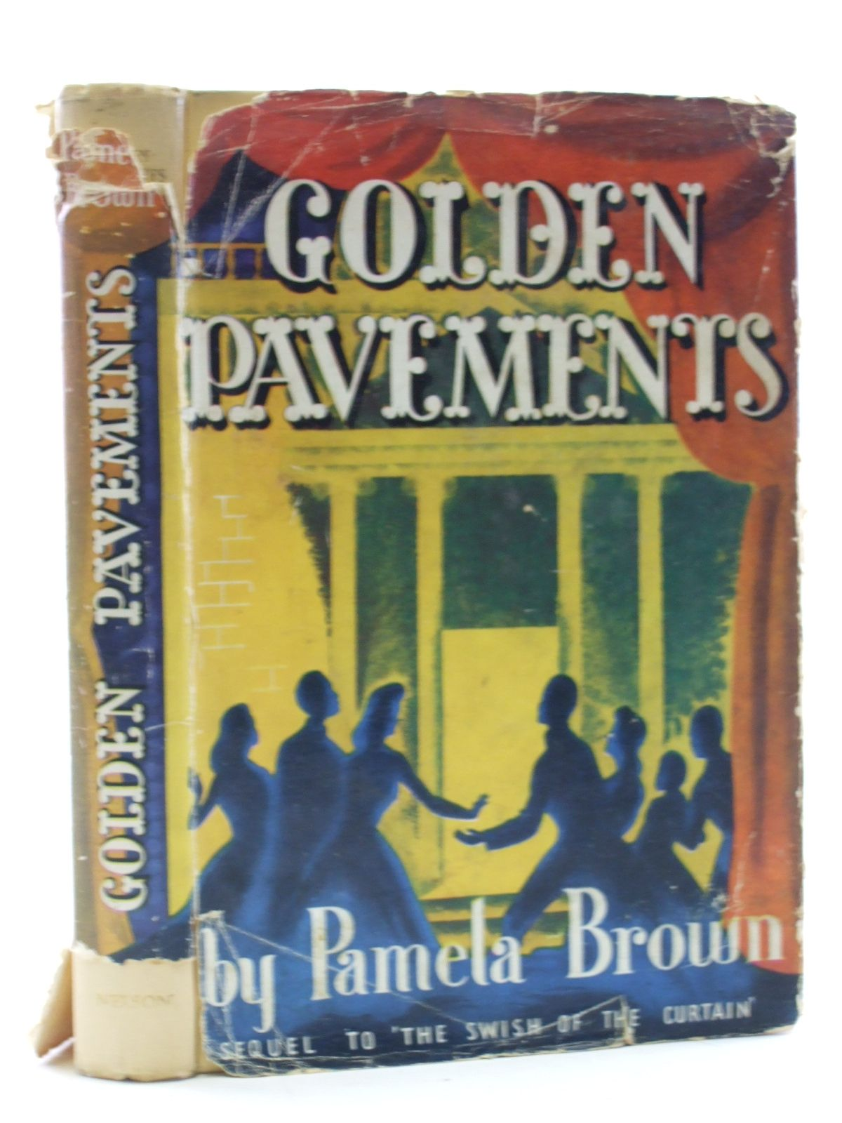 Photo of GOLDEN PAVEMENTS- Stock Number: 2109095