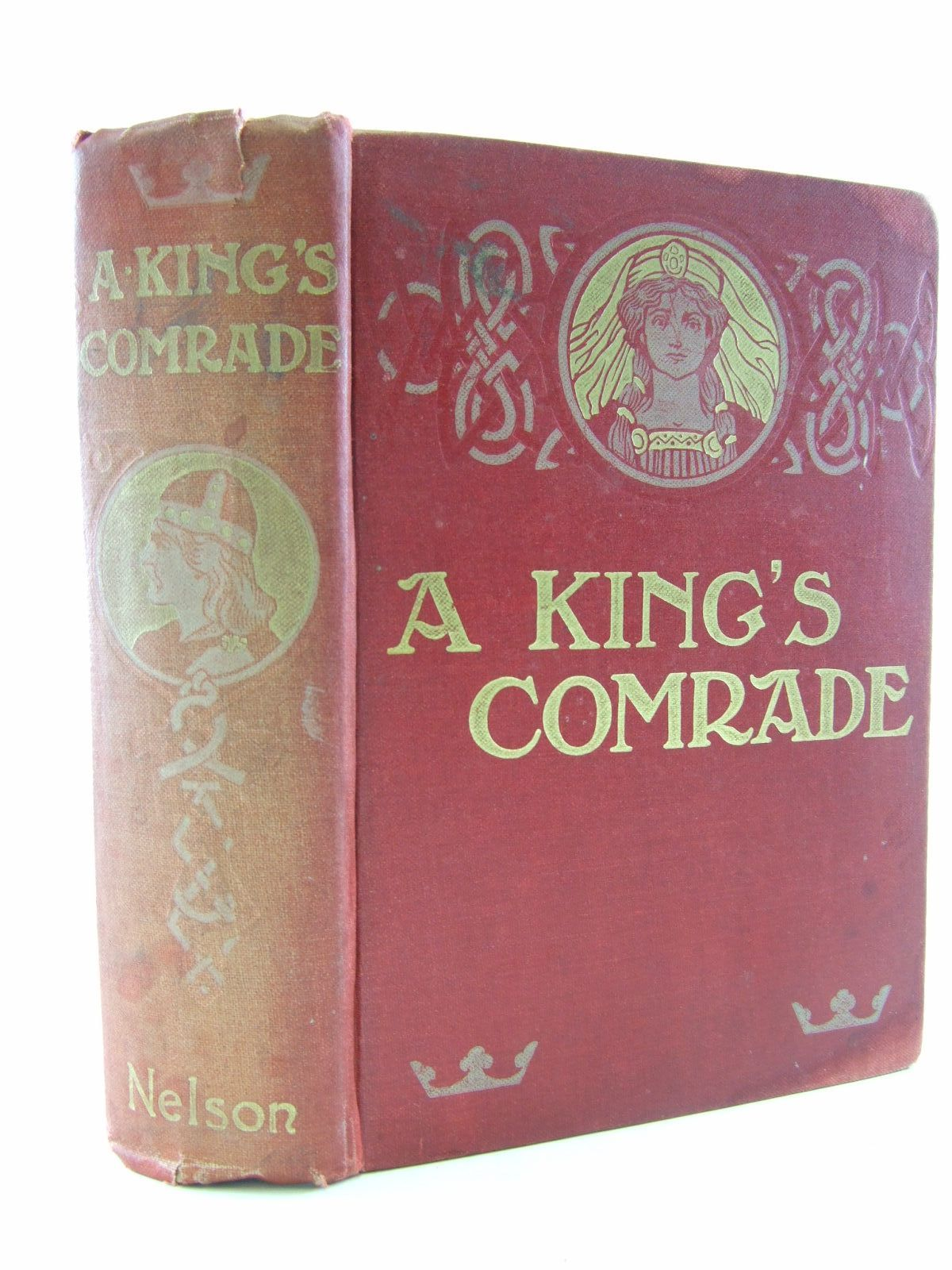 Photo of A KING'S COMRADE- Stock Number: 2109160
