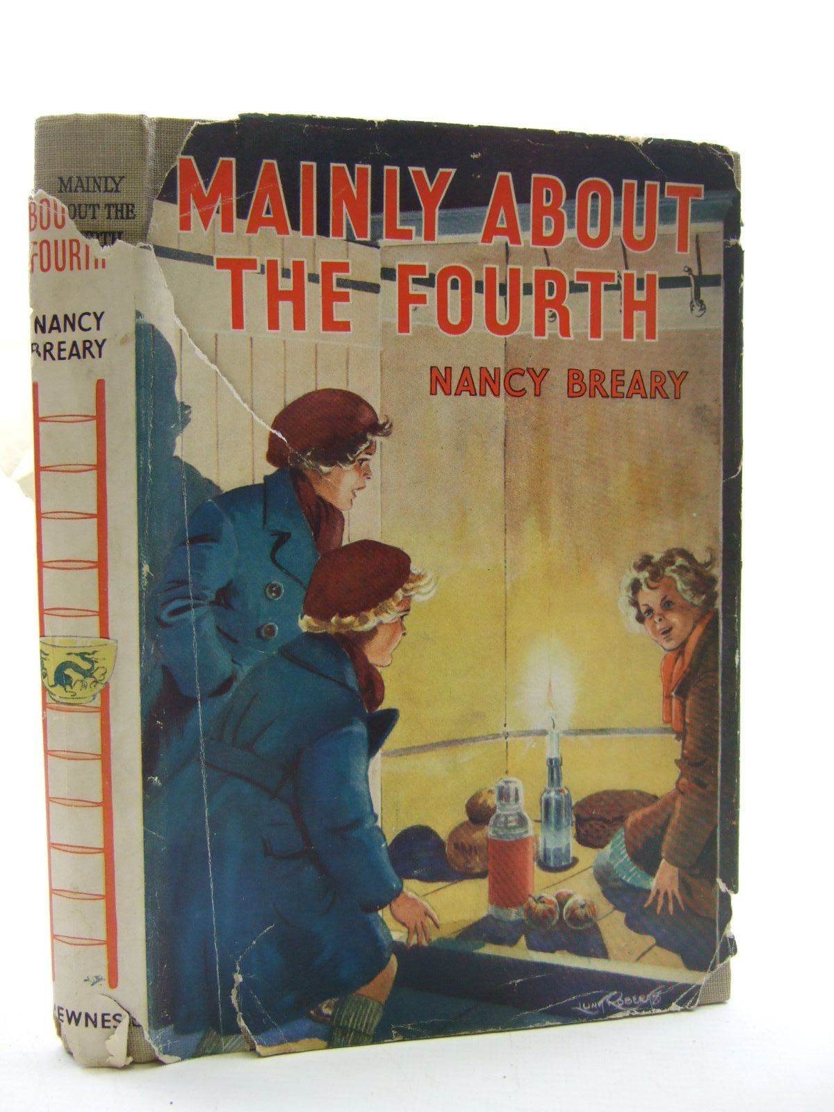 Photo of MAINLY ABOUT THE FOURTH written by Breary, Nancy published by George Newnes Limited (STOCK CODE: 2109327)  for sale by Stella & Rose's Books